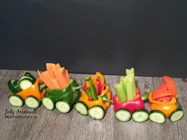 vegetable-train