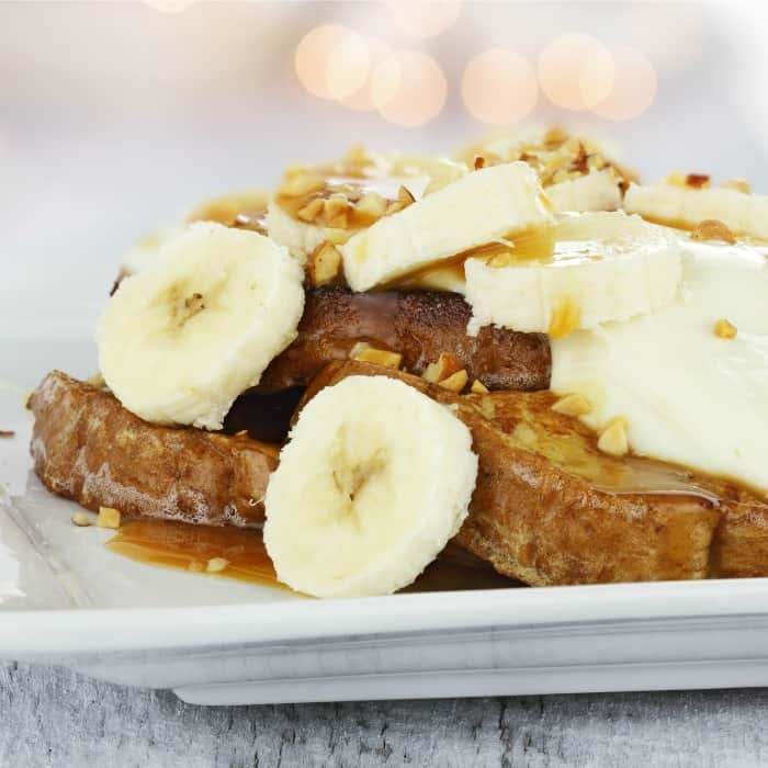 French Toast image via Shutterstock