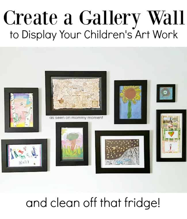 how to create wall art