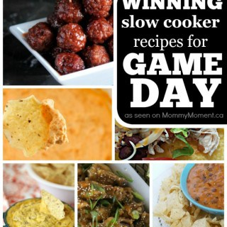 WINNING SLOW COOKER RECIPES FOR GAME DAY