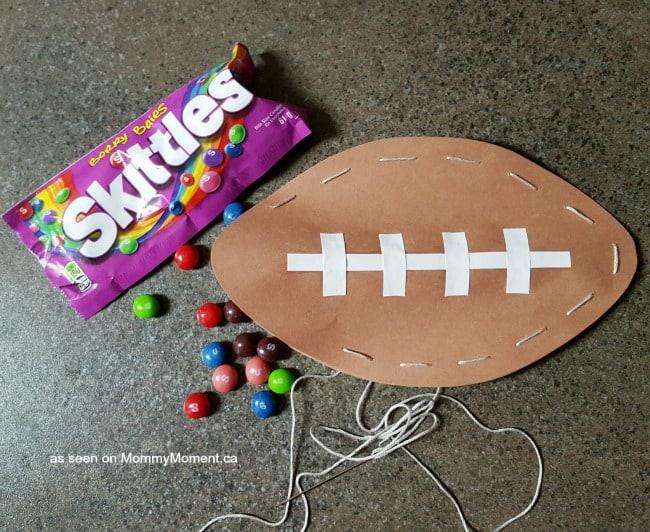 super-bowl football candy