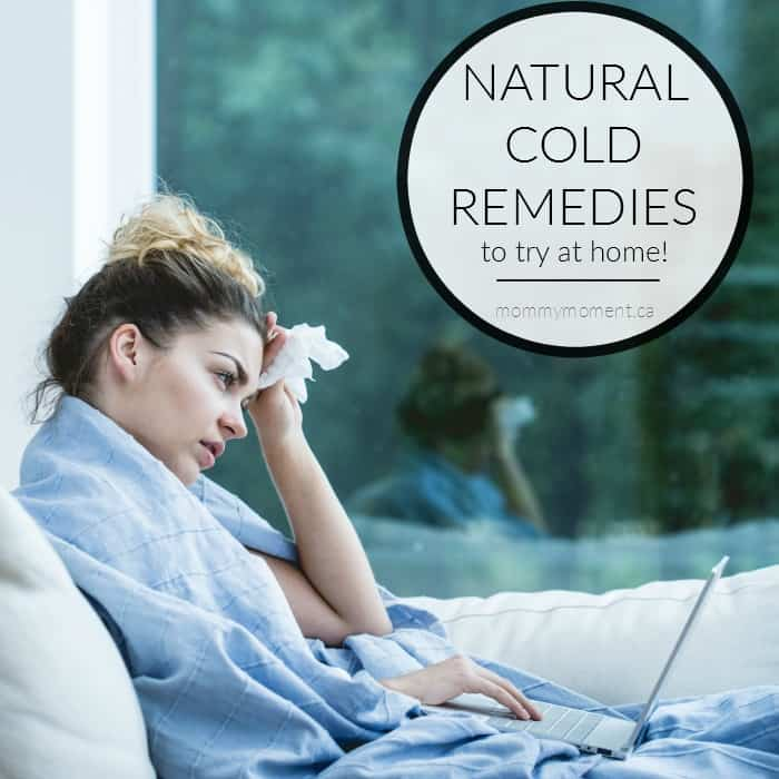 Cold and flu season seems to be a constant during the winter months. But, there is no need to run to the doctor at the first little sniffle with these NATURAL COLD REMEDIES TO TRY AT HOME: