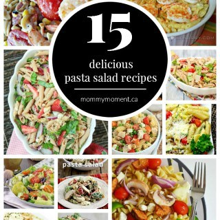 15 DELICIOUS PASTA SALAD RECIPES