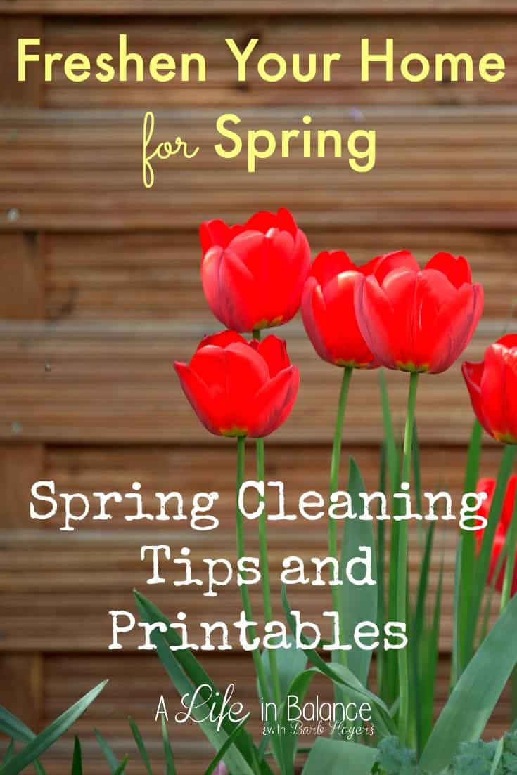 spring-cleaning-tips-printables