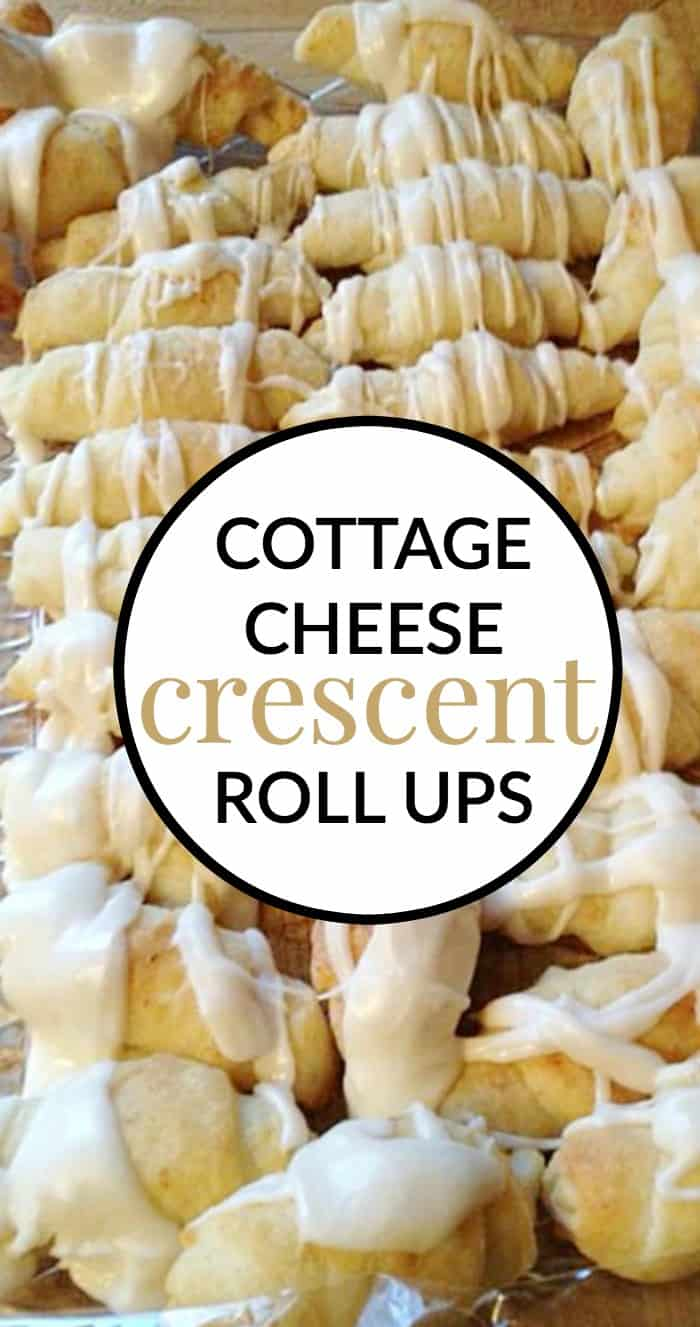 Delicious melt in your mouth crescent roll ups