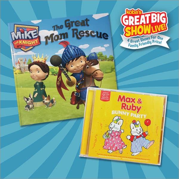 Great Big Show Prize Bundle