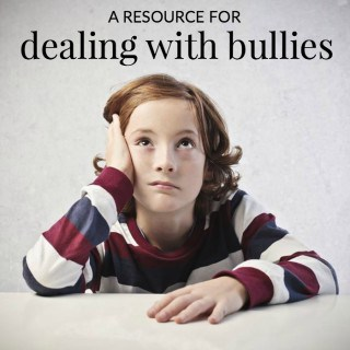 A RESOURCE FOR DEALING WITH BULLIES