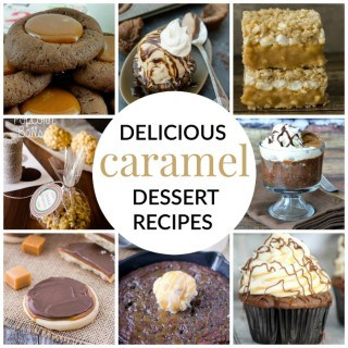 DELICIOUS CARAMEL DESSERT RECIPES