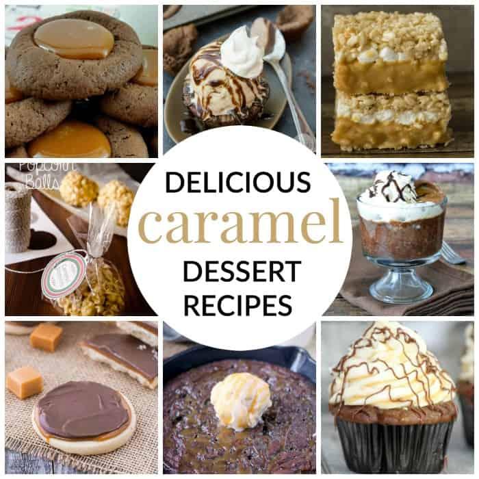 caramel dessert recipes