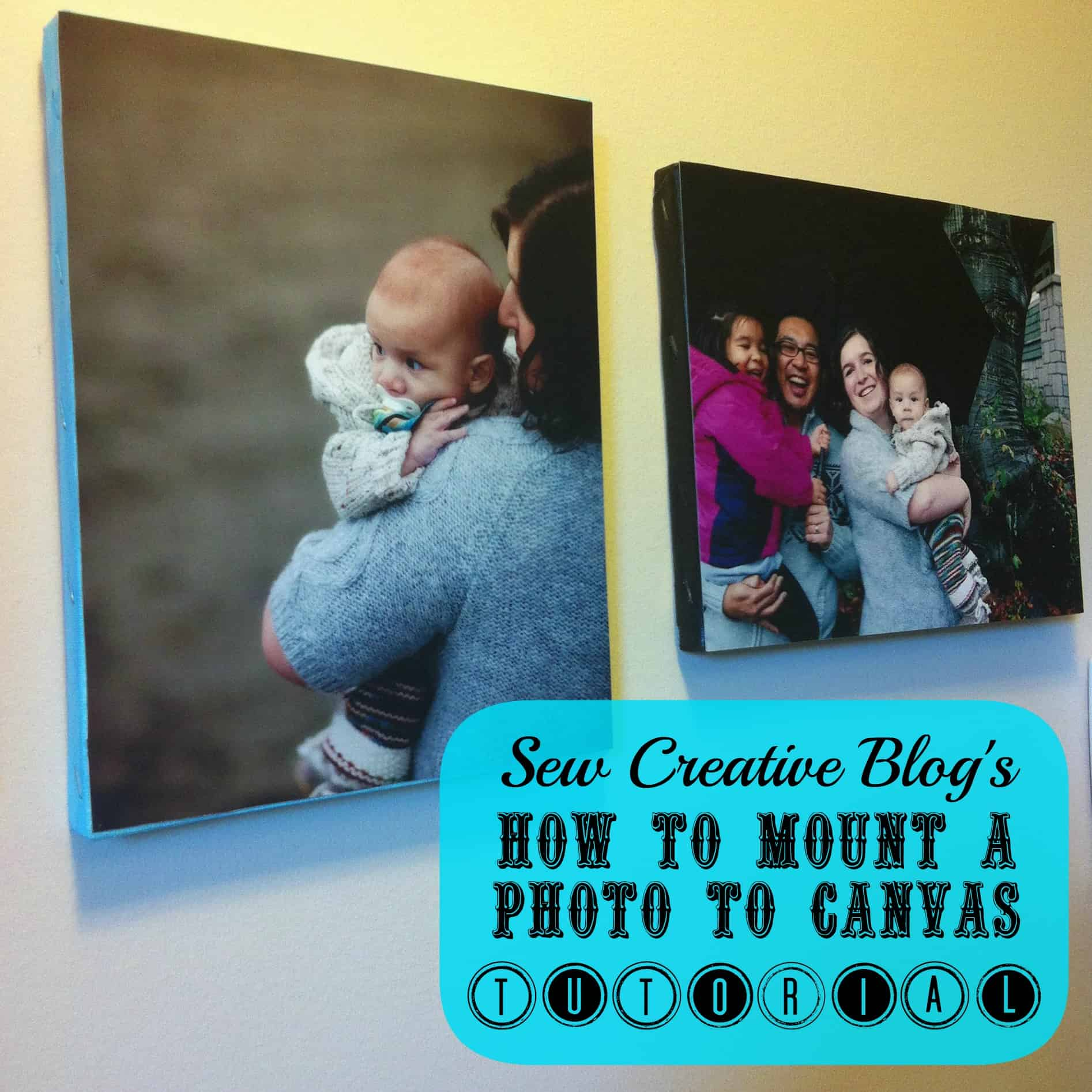 How-to-mount-a-photo-to-canvas-tutorial