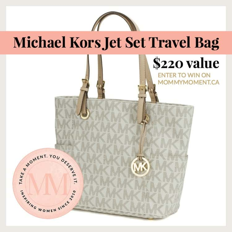 michael kors bag giveaway