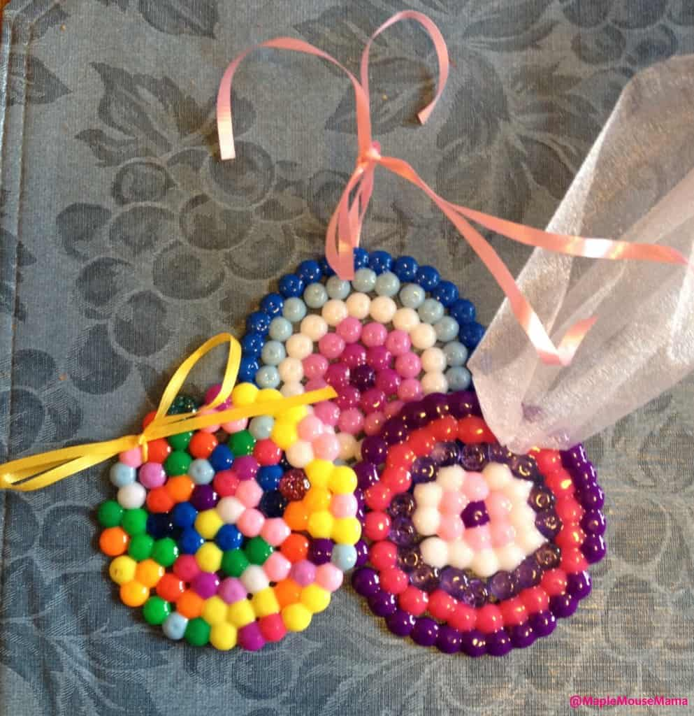 mothers day melted beads