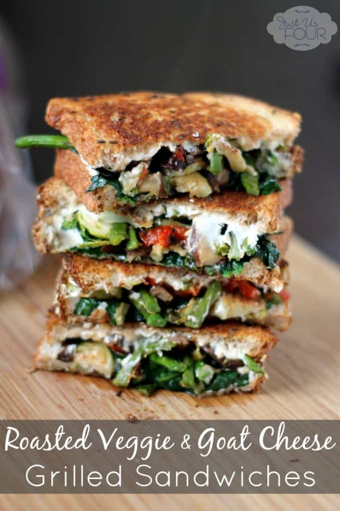 19 GOURMET GRILLED CHEESE SANDWICHES - Mommy Moment