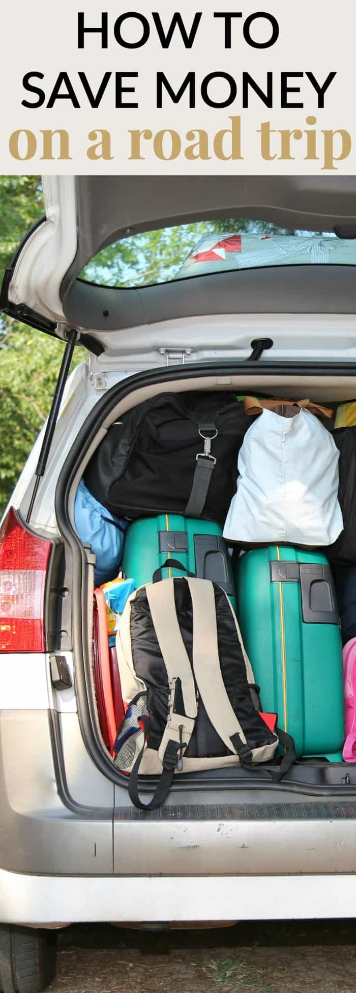 Tips to save money on your next family road trip
