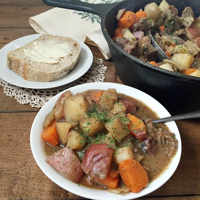 Canadian Beef Stew recipe