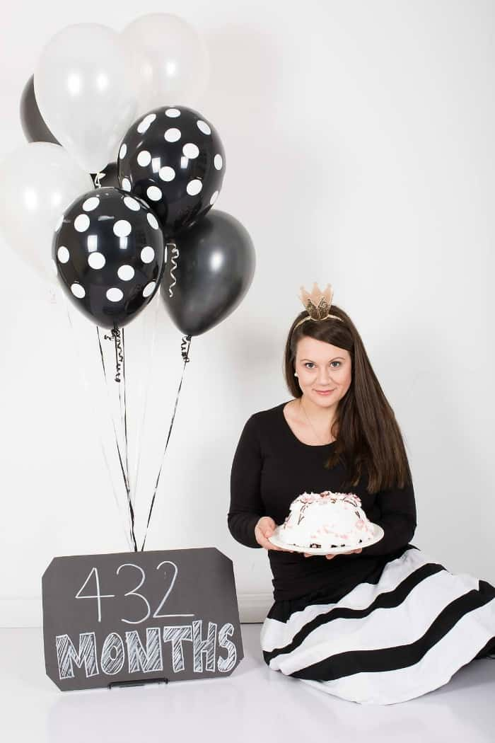 Adult Cake Smash Session 432 months