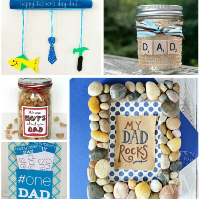 Diy fathers day gifts for dad mommy moment negle Gallery