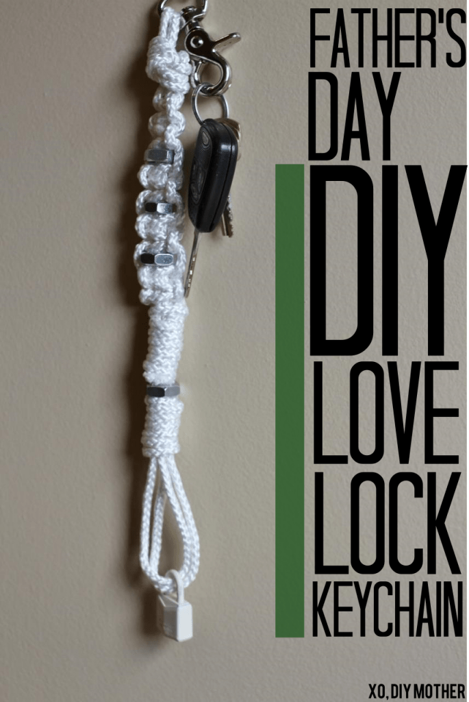 love lock fathers day gift