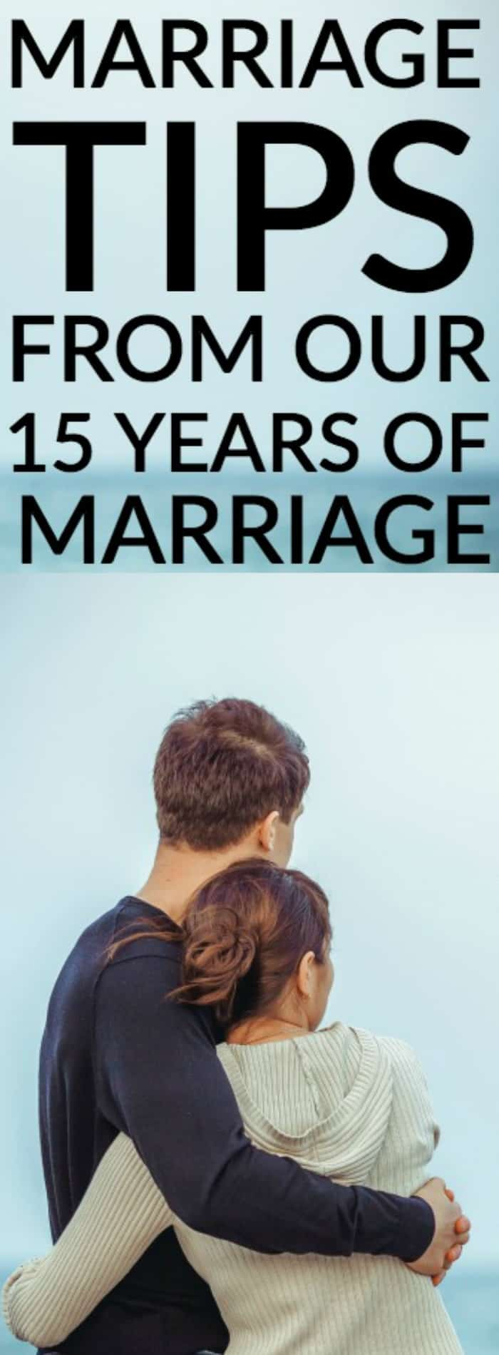15 marriage tips