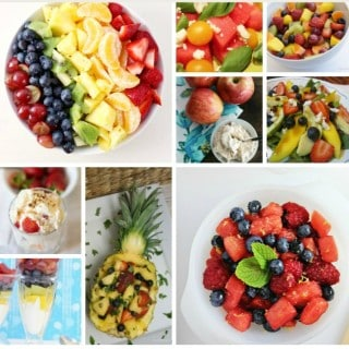 13 of the best summer fruit salads