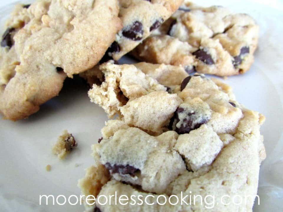 Best ever chocolate peanut butter chip cookies