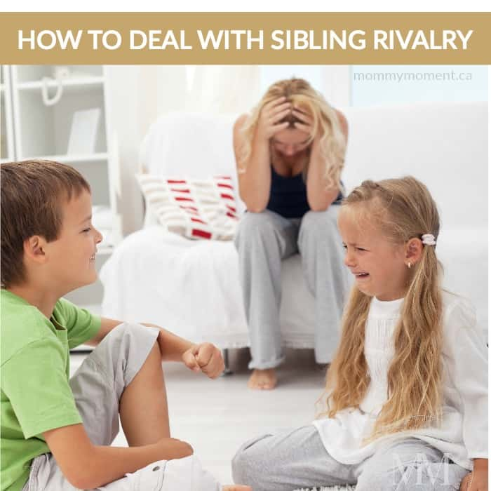 sibling rivalry