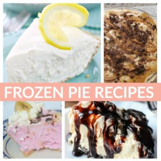 FROZEN PIE RECIPES FOR SUMMER