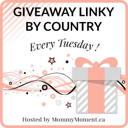 Giveaway Linky by country