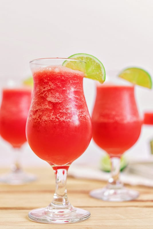 Watermelon Ginger Agua Fresca