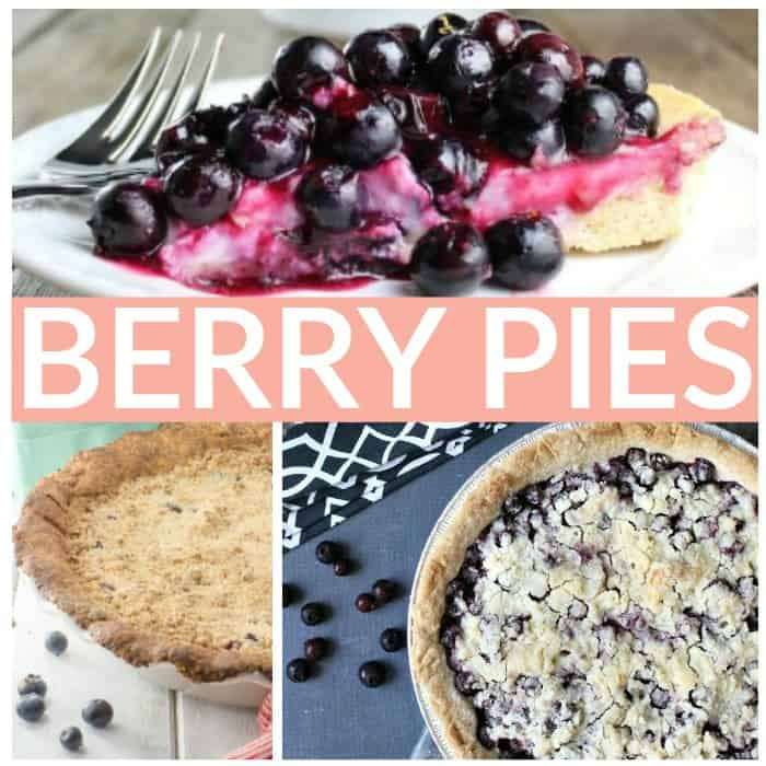 mouthwatering berry pie recipes