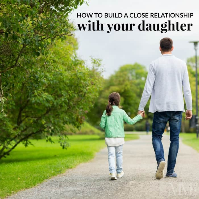 relationship of father and daughter