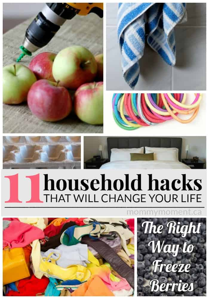 household hacks you need to try