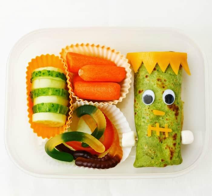 no sandwich lunch ideas for kids