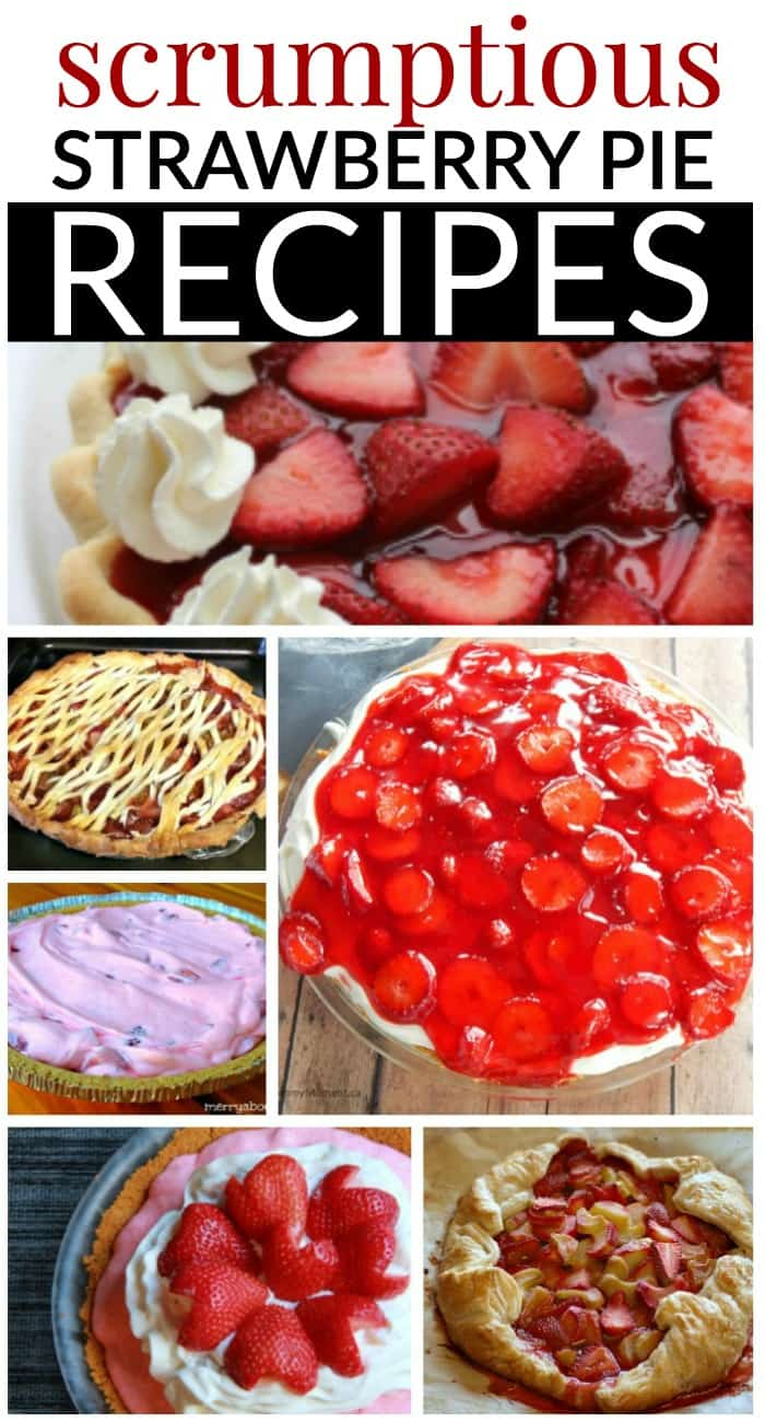 strawberry-pie-recipes