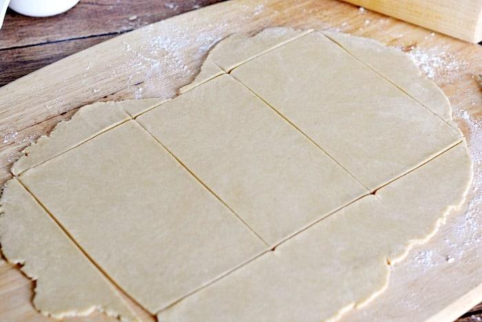 Apple Cinnamon Hand Pies dough