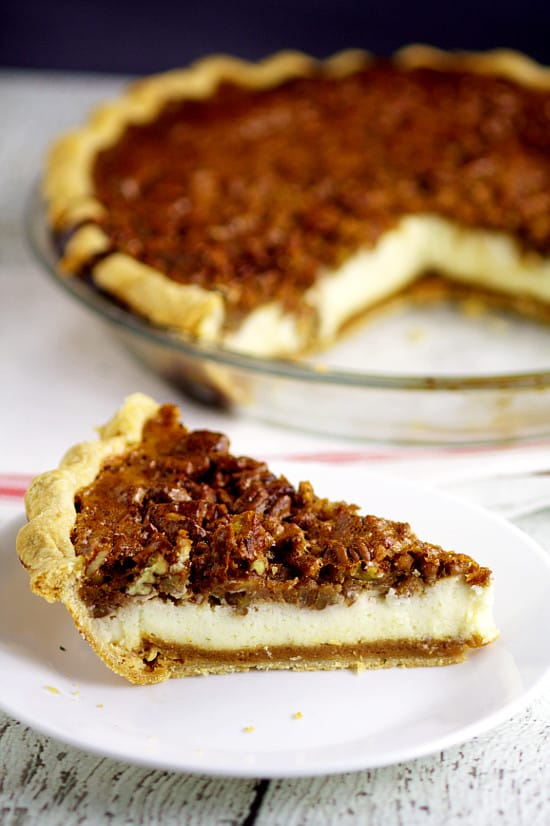 Pecan Pie In Chocolate Cake Recipe