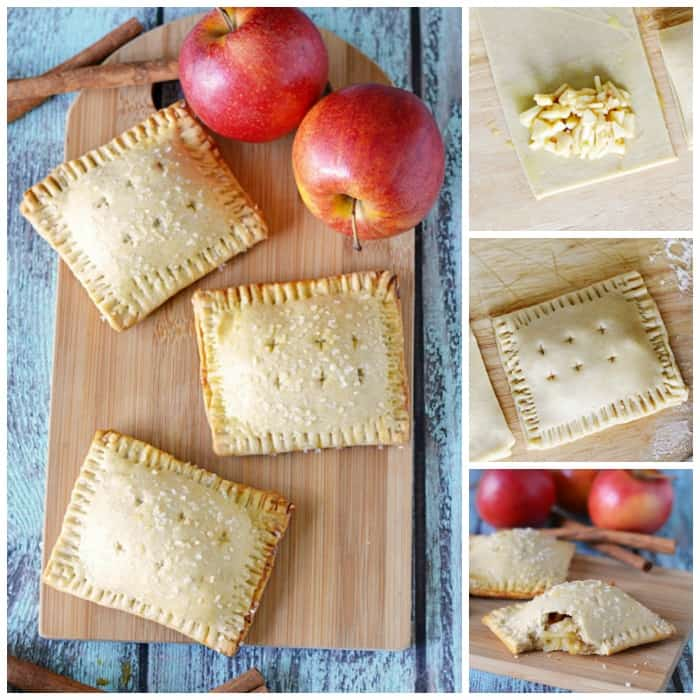 hand pies recipe for apple pie