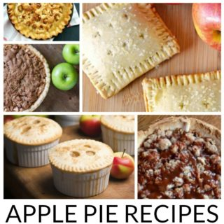 APPLE PIE RECIPES FOR FALL