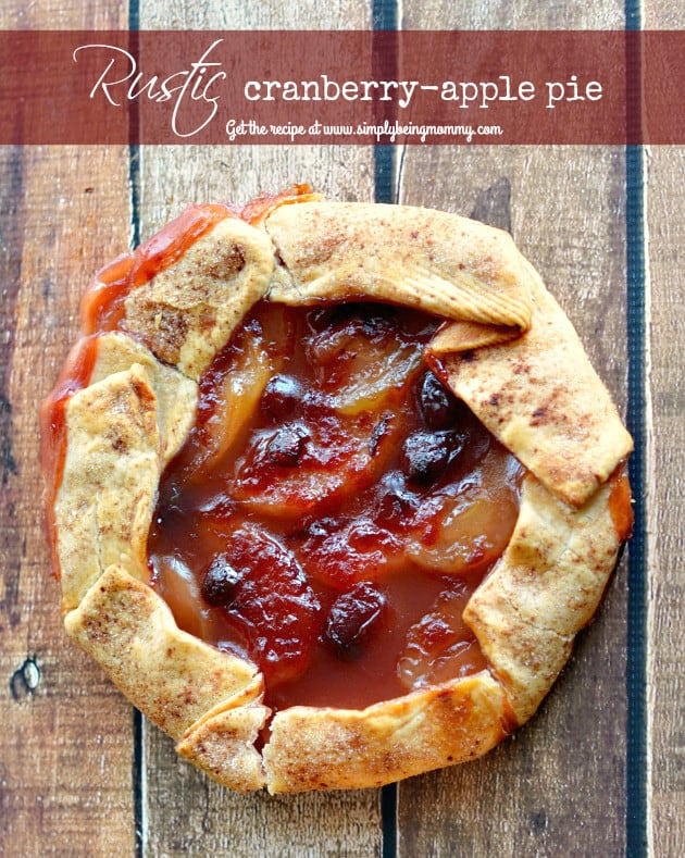 easy-rustic-Cranberry-Apple-Pie-Recipe