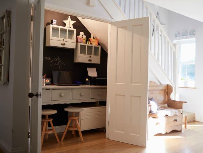 homework closet