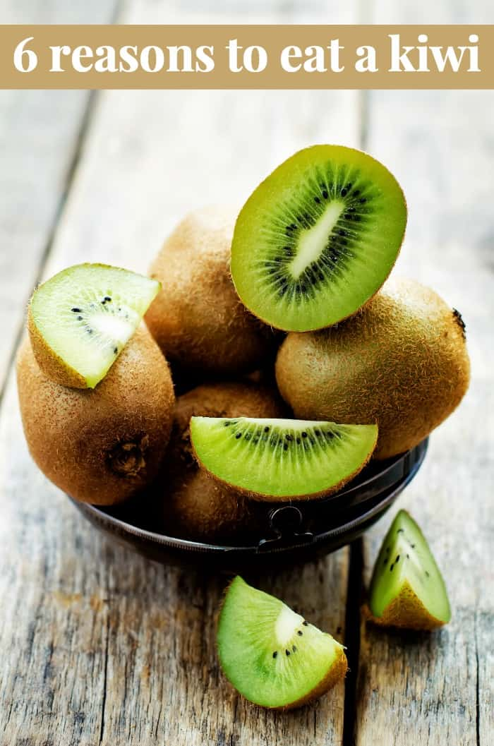 reasons to eat kiwi