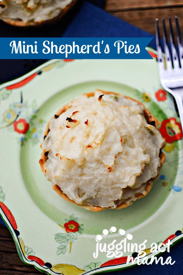 mini shepherds pie