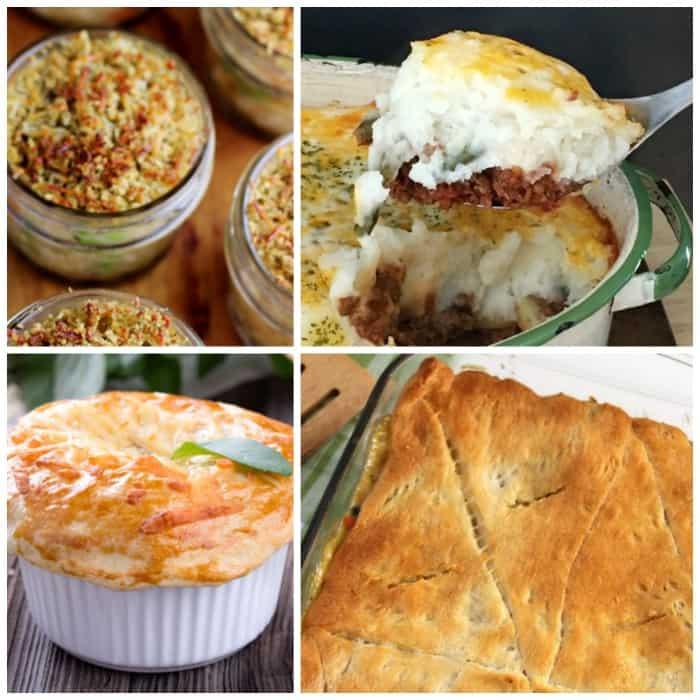 savory pie recipes