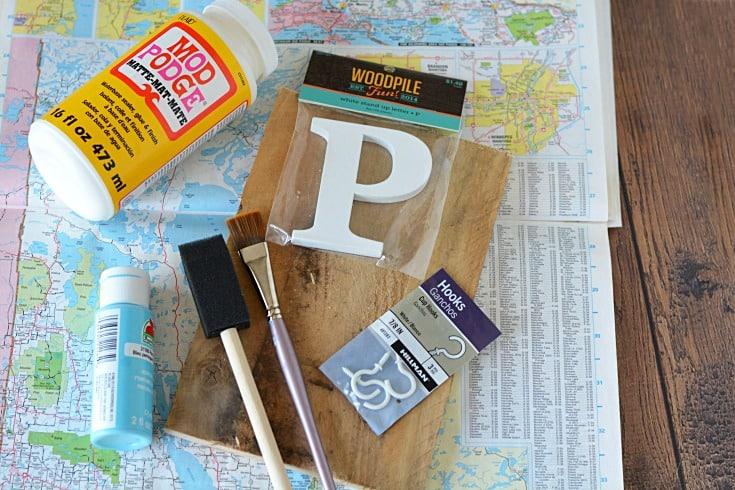 Pallet Key Hook materials