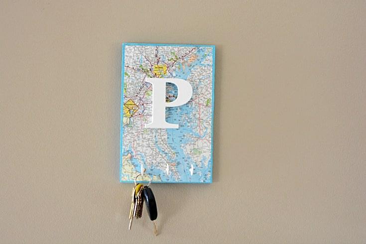 Pallet Key Hook project
