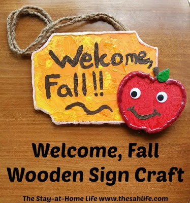 aawelcomefallwoodensigng