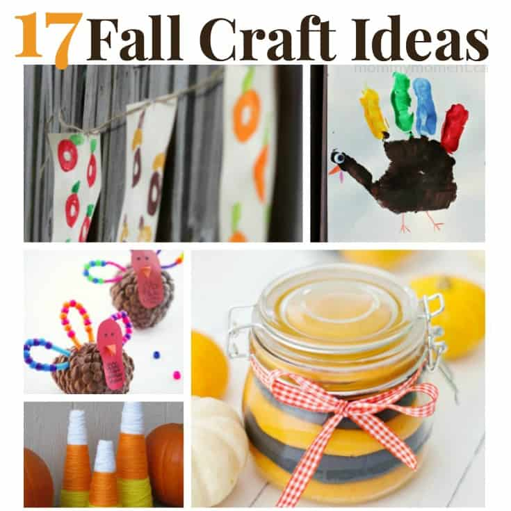 Fall Craft Inspiration and ideas