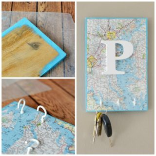 PALLET KEY HOOK PROJECT