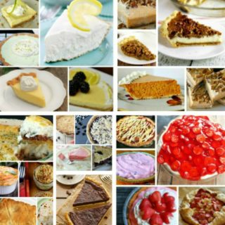 THE ULTIMATE PIE RECIPES ROUND UP