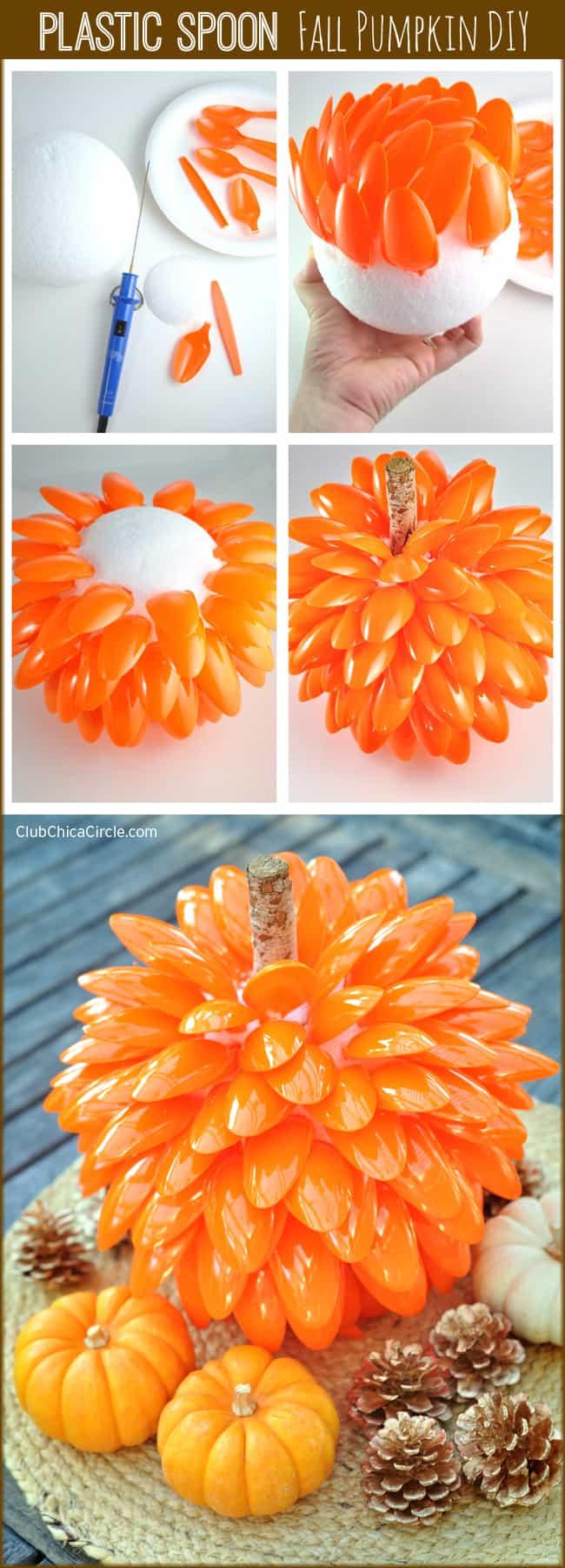 plastic-spoon-pumpkin